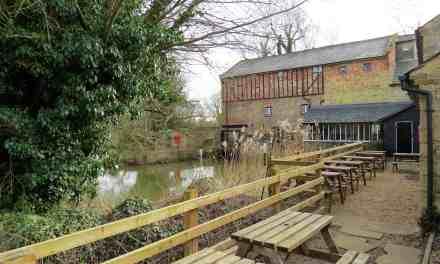 Sunshine, Market, Tea Rooms and Bromham Mill