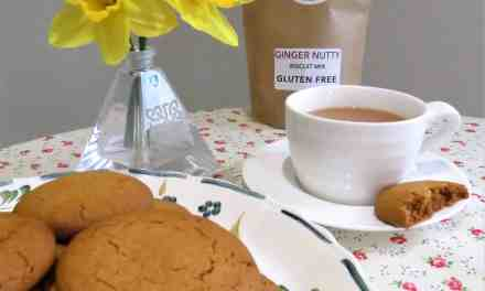 Lotties Bakery Ginger Biscuit Mixes: A Review