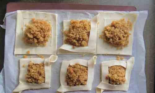 Treacle Tart Danish Pastries how to make 2