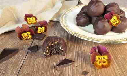 Fruit and Nut Chocolate Truffles