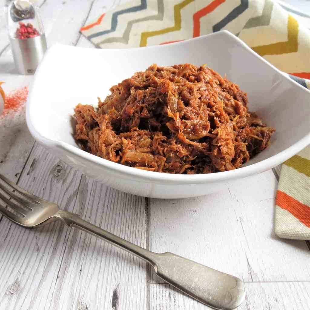 Gluten Free BBQ Pulled Pork