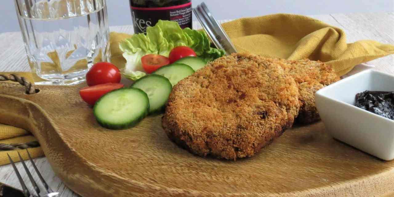 Corned Beef Hash Cakes; no potato recipe