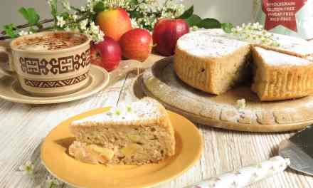 One Bowl Apple Cake | Gluten Free and Vegan