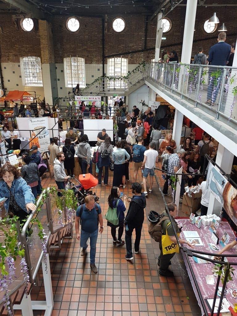Free From Festival, Brick Lane, London 2019