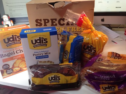 photo of Udi's products
