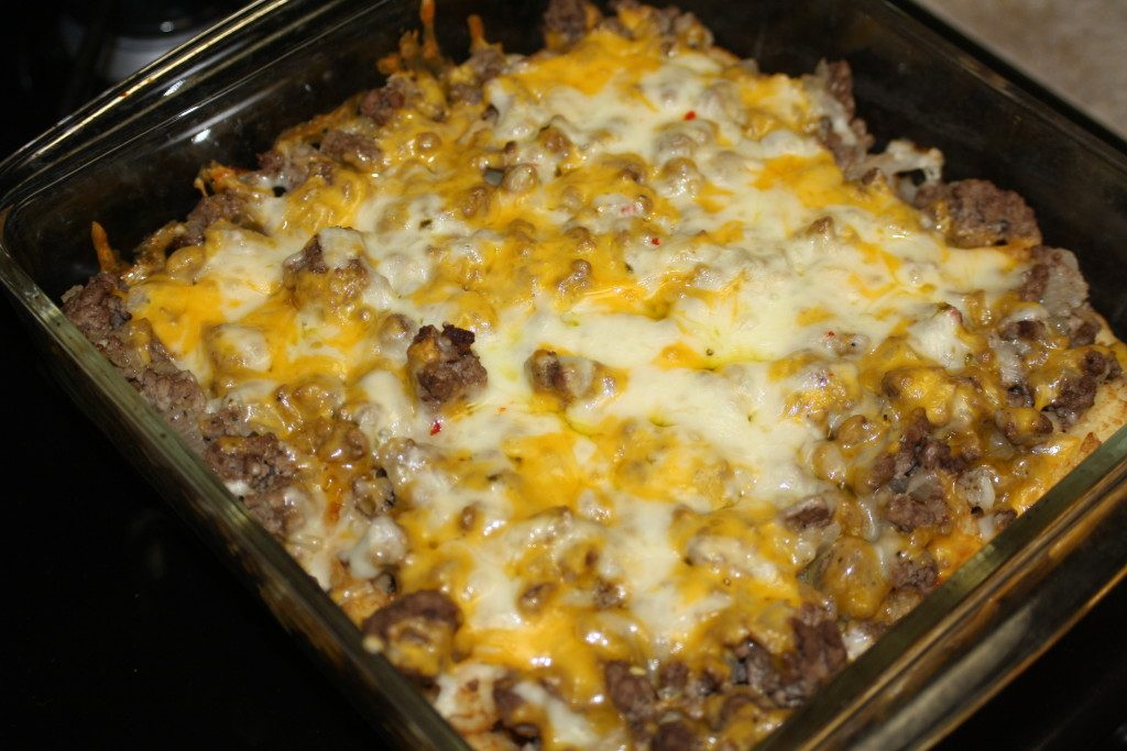 Baked Cowboy French Fries