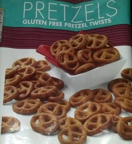Gluten-Free Pretzels