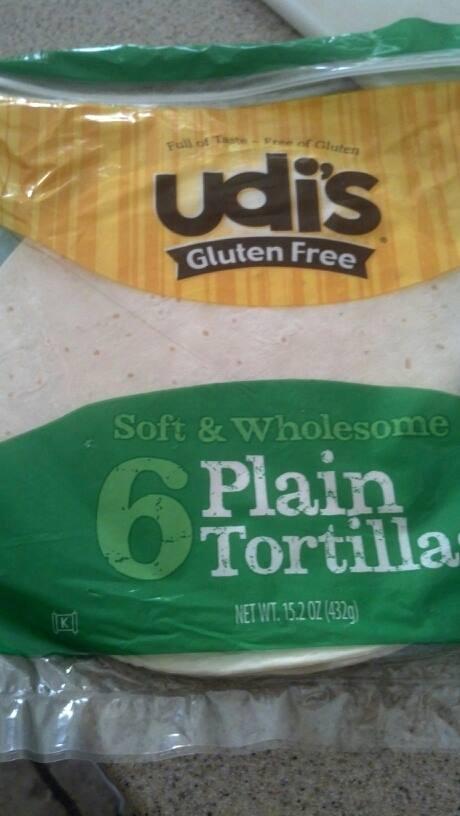 Udis Tortillas