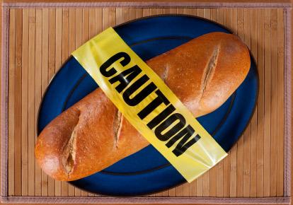Caution Bread