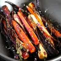spring-carrots-honey-glazed