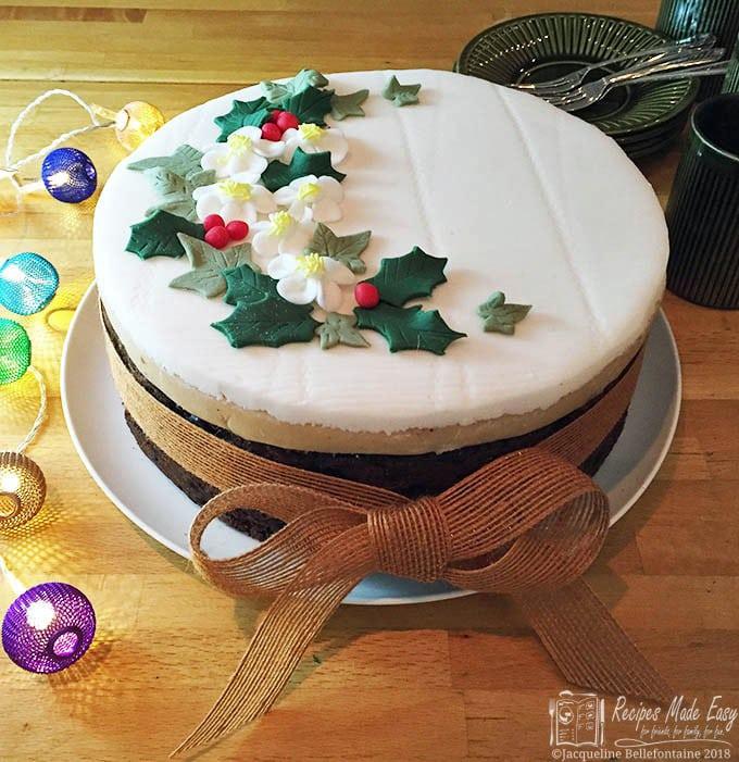 holly-christmas-cake-recipes-made-easy