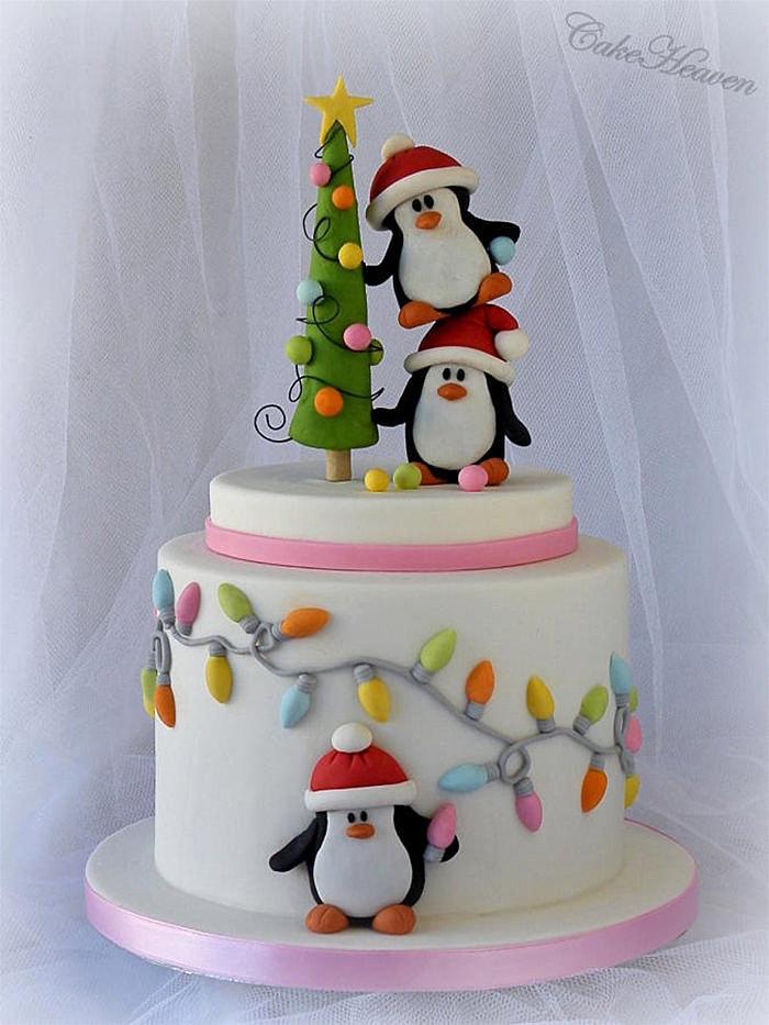 penguin-cake-hongkiat
