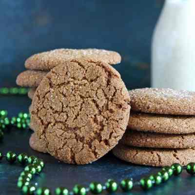 Ginger Cookies (Biscuits) – Gluten Free