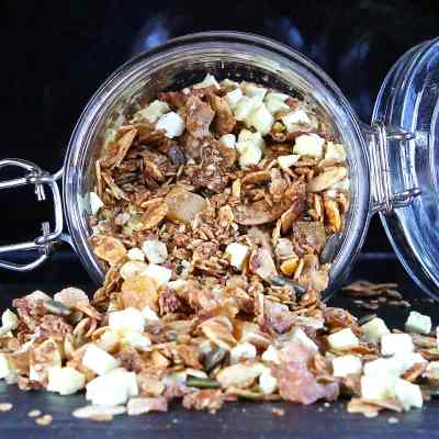 Apple Pie Granola – An Easy Recipe