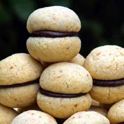 Baci Di Dama Cookies – Gluten Free