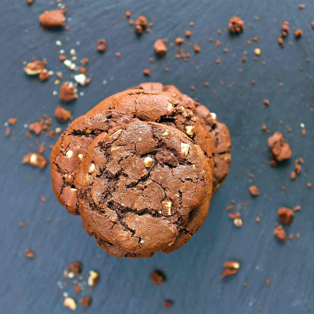 gluten-free-chocolate-peanut-cookies-flourless