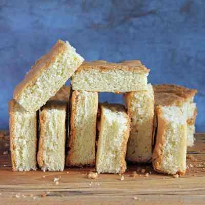 Gluten Free Trifle Sponges with Perfect Gluten Free Genoise Sponge