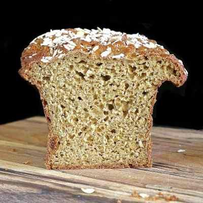 Gluten Free Wholegrain Bread – Steps Towards Happiness