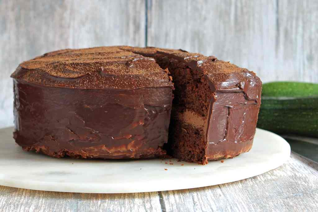 courgette-chocolate-cake