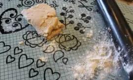 Letterfold Dough