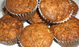 Apple Carrot Muffins 3