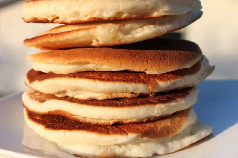 Basic Pancakes1