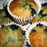 Blueberry Banana Muffins 4