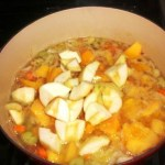 Butternut Squash Apple Soup1