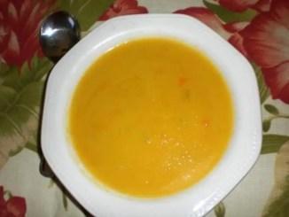 Butternut Squash Apple Soup2
