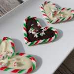 Candy Cane Chocolate Hearts3