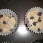 Chocolate Chip Muffins 1