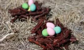Chocolate Pretzel Nests1
