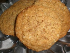 Coconut Oatmeal Cookie 3