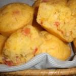 Cornbread & Veggie Muffins 3