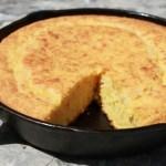 Cornbread in a Skillet 2