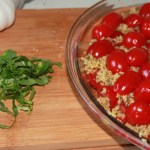 Grape Tomatoes with Basil2
