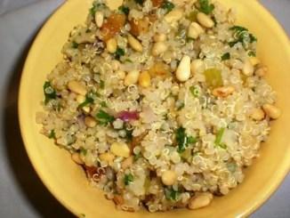 Quinoa Pine Nut Salad2