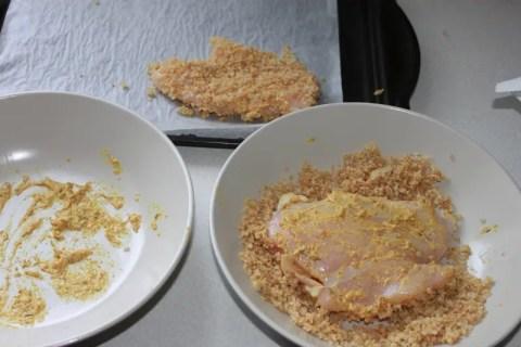 Quinoa Crusted Chicken3