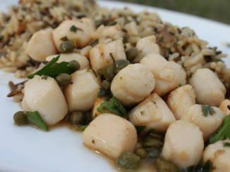 Scallops Lemon Caper1