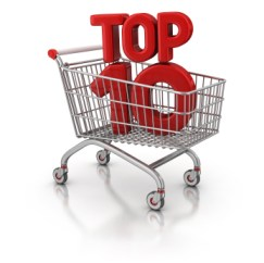 Top10 Grocery Cart