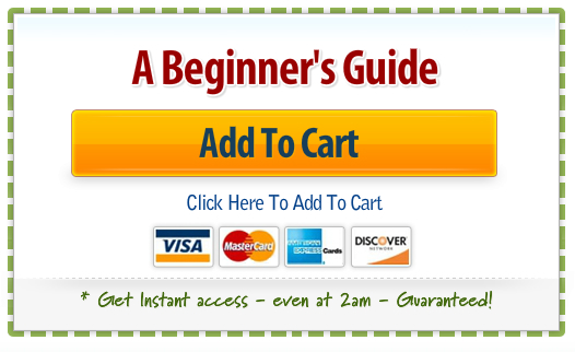 Add To Cart - Beginner's Guide