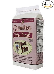 Bob's Red Mill Gluten Free Pie Crust Mix, 16-ounce (Pack of 4) from Bob's Red Mill