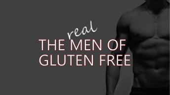 With my Bony Arms & Hollowed-Out Face, Gluten Free was my Saving Grace… Meet Nicolas Cole