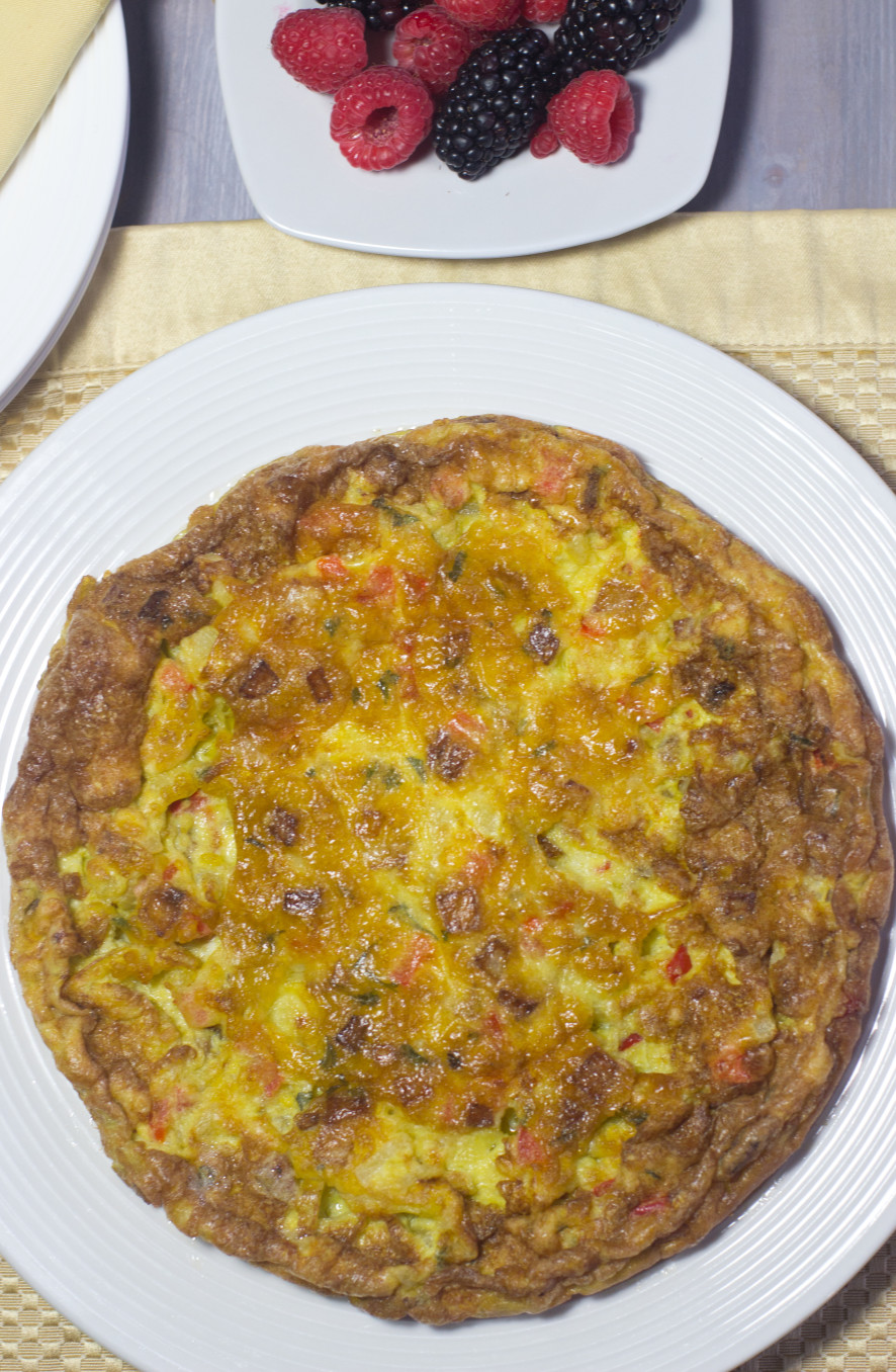 gluten free, frittata, I would like to make you an omelette, Hundred-Foot Journey, paleo