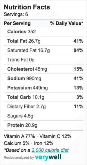 Nutrition-Label-Embed-Wild Cod Chowder