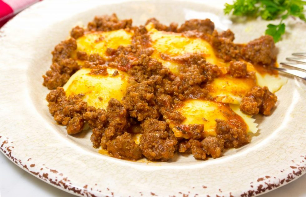 Review: La Pasta Gluten Free Cheese Ravioli