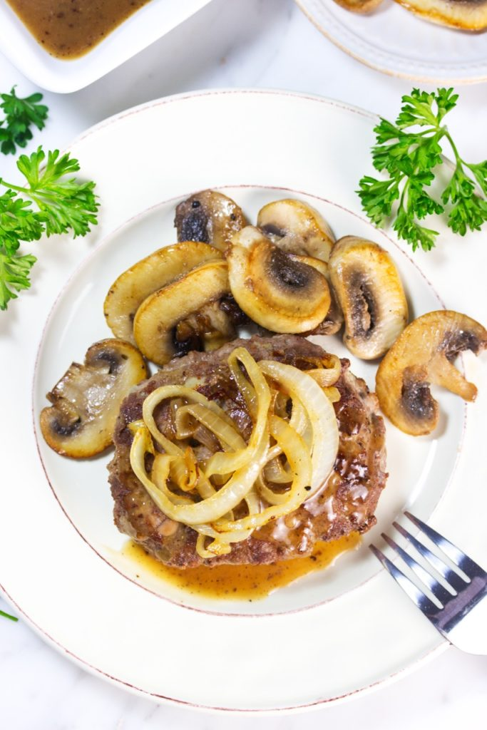 Salisbury Steak 3