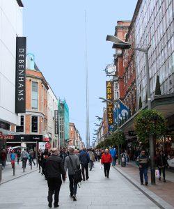 Dublin spike