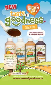 Taste of Goodness Sauces