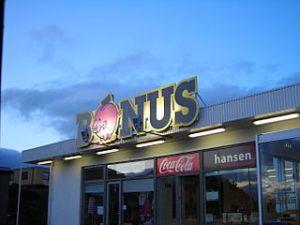 Bonus Supermarket, Iceland